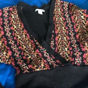 RXB sweater lightly used